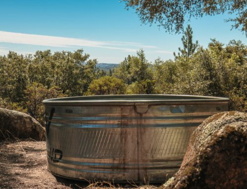 Galvanized Stock Tank Pools