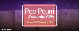 Poo pourri Essential Oils Feature