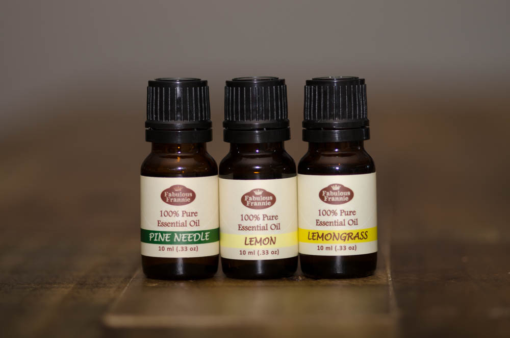Essential Oils for Pine Tree DIY Poo Pourri