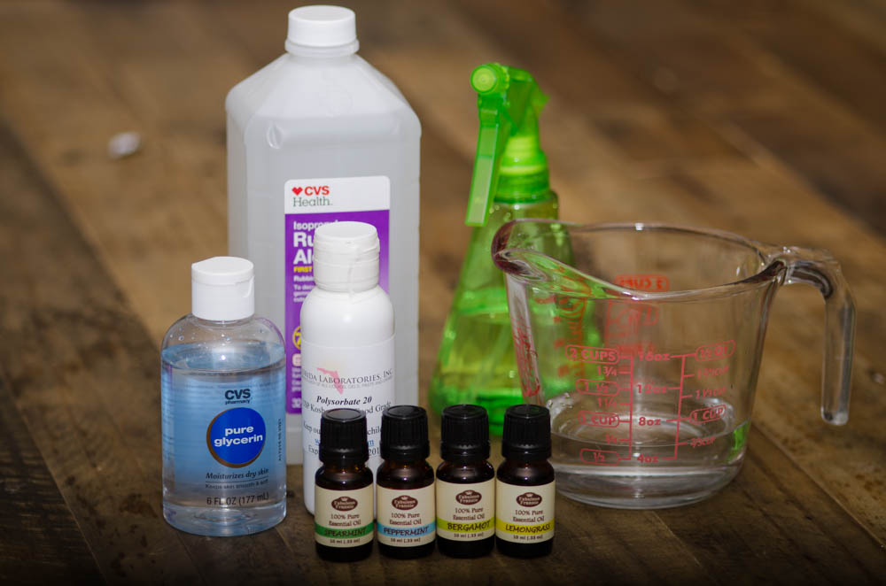 DIY Poo Pourri - Step by Step Recipes